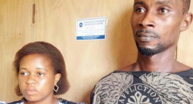 SAD: Nollywood Actor Kanayo And Wife Arrested For Selling Son For N350,000