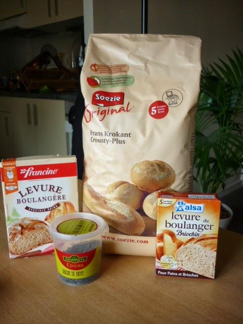 Maryline cuisine baguettes maison for Du bruit dans la cuisine blagnac
