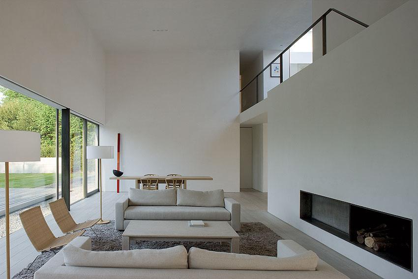 Interiores minimalistas for Interiores minimalistas