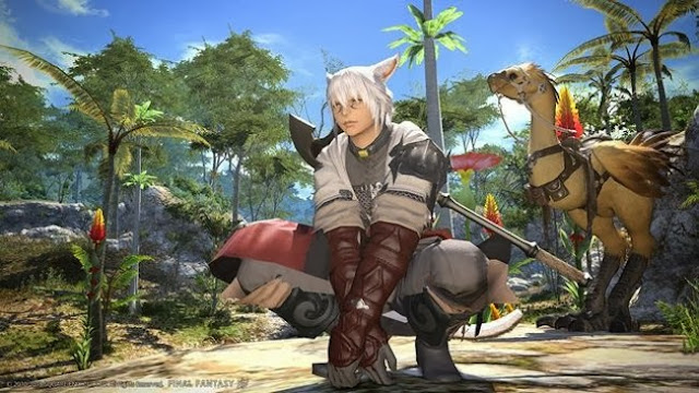 Android device owners can now download Final Fantasy 14- Libra Eorzea