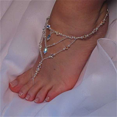 Original Ankle For Bride