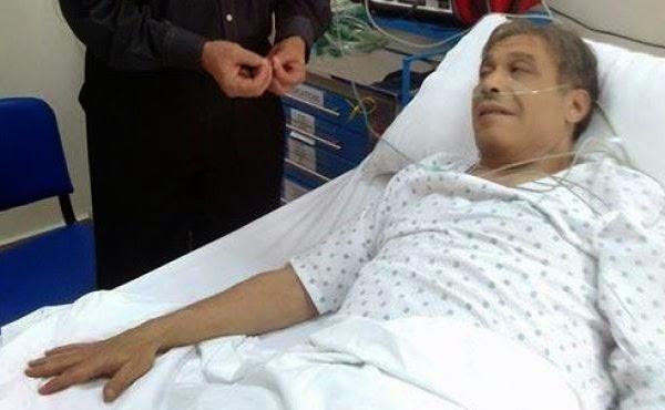 شاهد بالفيديو.. وصية خالد صالح للمصريين قبل وفاته.