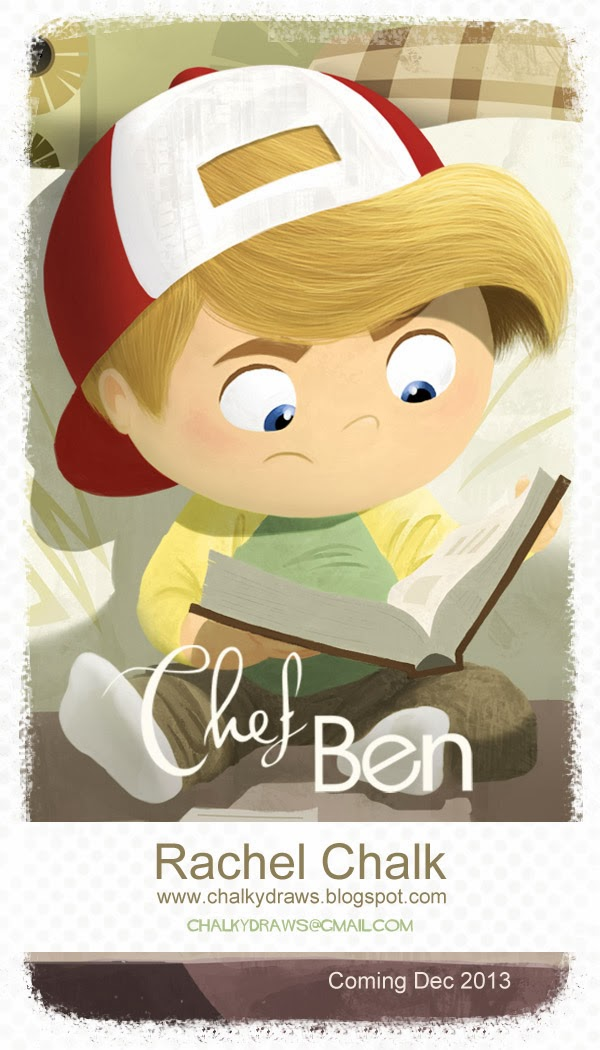 Chef Ben comes out this December 2013!