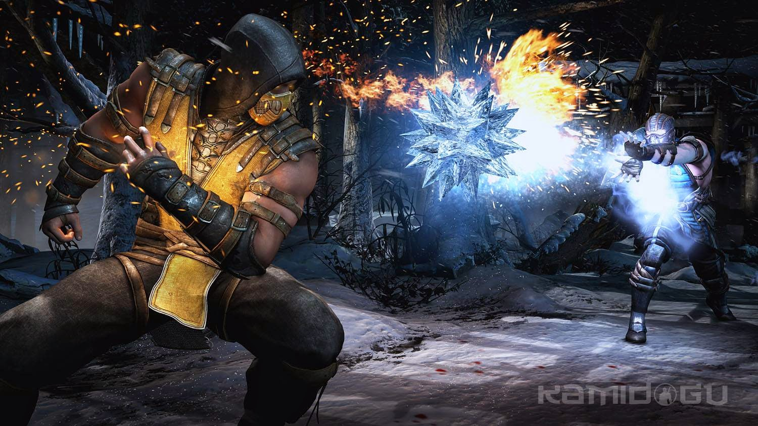 Mortal Kombat Wallpaper Abyss Alpha Coders