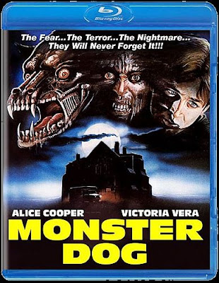 Monster Dog Blu-ray cover