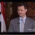 Bashar al- Assad: «Δεν είμαι μαριονέτα στα χέρια της δύσης…»