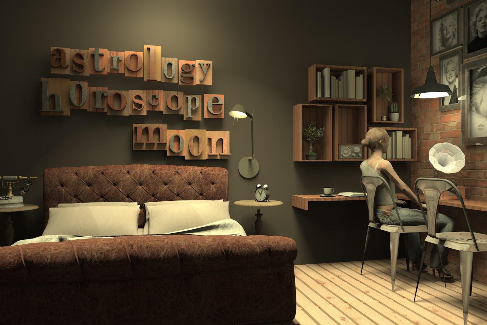 Samara dip proyecto recamara estilo vintage usuario Recamaras estilo vintage