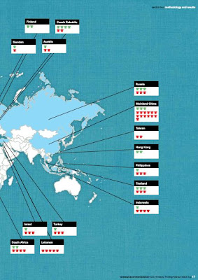 Greenpeace´s Detox campaign mapa 2