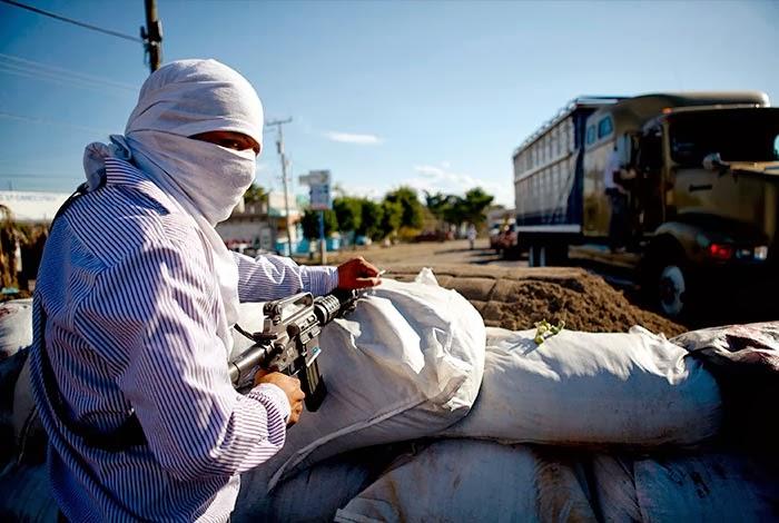 Michoacan Bajo Fuego.  Fotogaleria.  Las Victimas de Paracuaro 09_michoacan