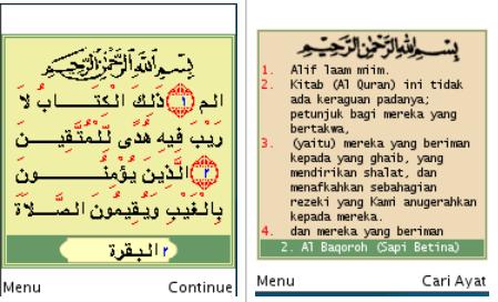 al quran online indonesia