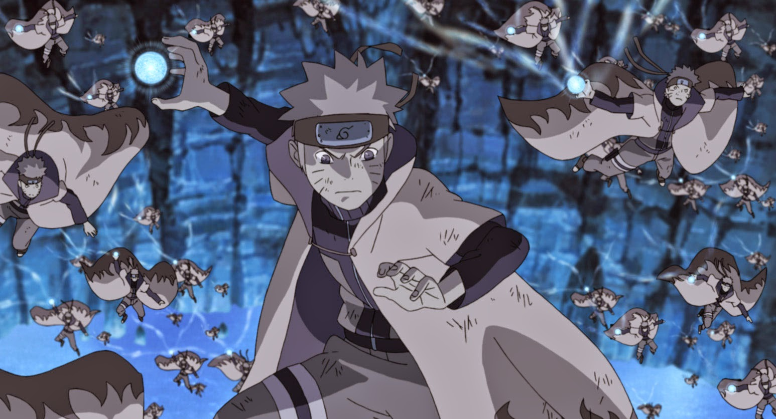 NARUTO, I FILM IN ITALIANO AL CINEMA PER LUCKY RED DA DICEMBRE 2014