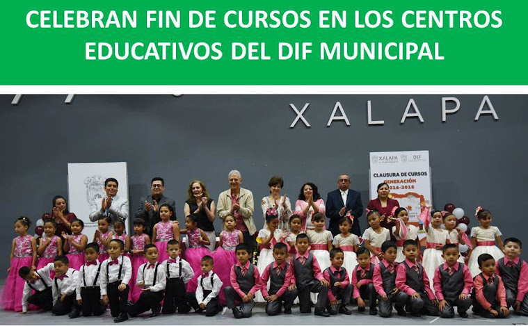 CENTROS EDUCATIVOS DEL DIF MUNICIPAL