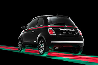 2011 Gucci Fiat 500 sales will begin in July