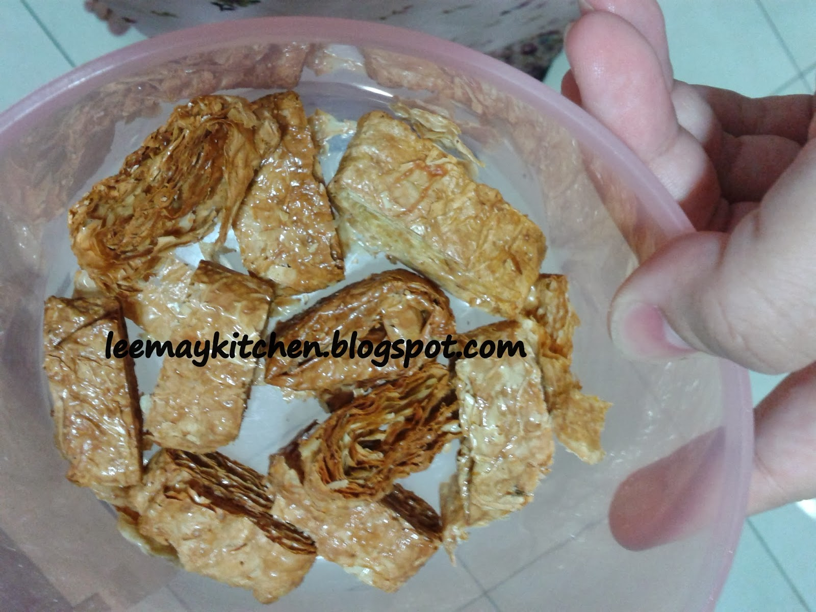 Air fried vegetarian salted fish for Air fryer fried fish