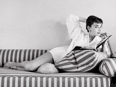 Anna Melkumian Audrey Hepburn