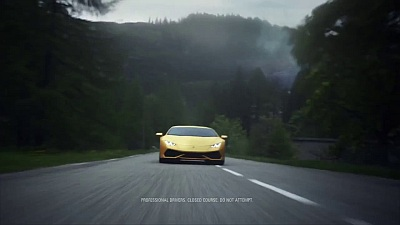 Forza Horizon 2 (Game) - Live Action / 'Leave Your Limits' Trailer