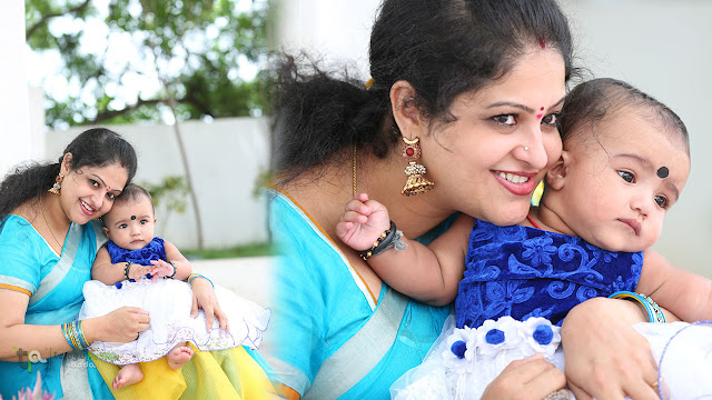 Raasi Daughter Rithima HD Photos
