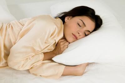 Cara Agar Bisa Tidur Nyenyak di Malam Hari