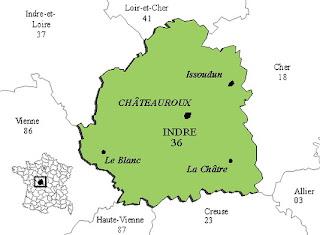 L' Indre, le département des artistes par excellence et la champagne berrichonne.