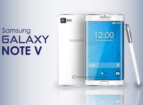 Samsung: ´Primeiras imagens e descrições do Galaxy Note 5