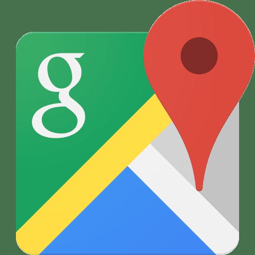Google Maps Large Logo