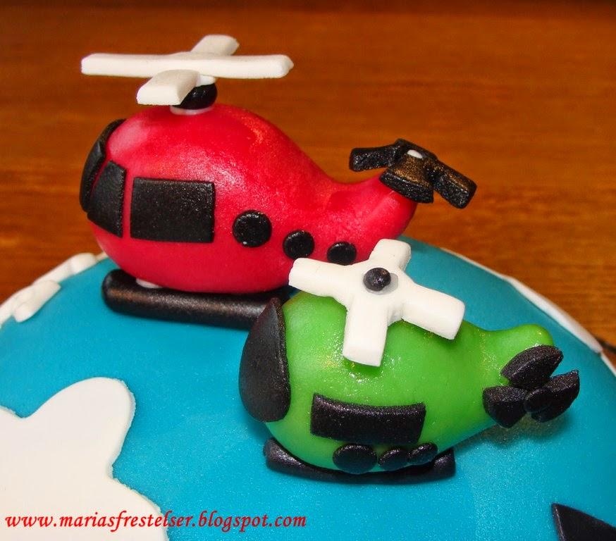 Helikoptertårta
