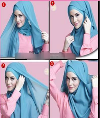 Hijab Arab 2014