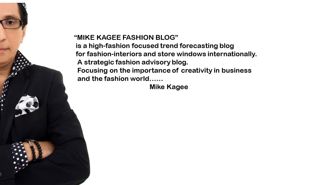 Mike Kagee Trend Bureau