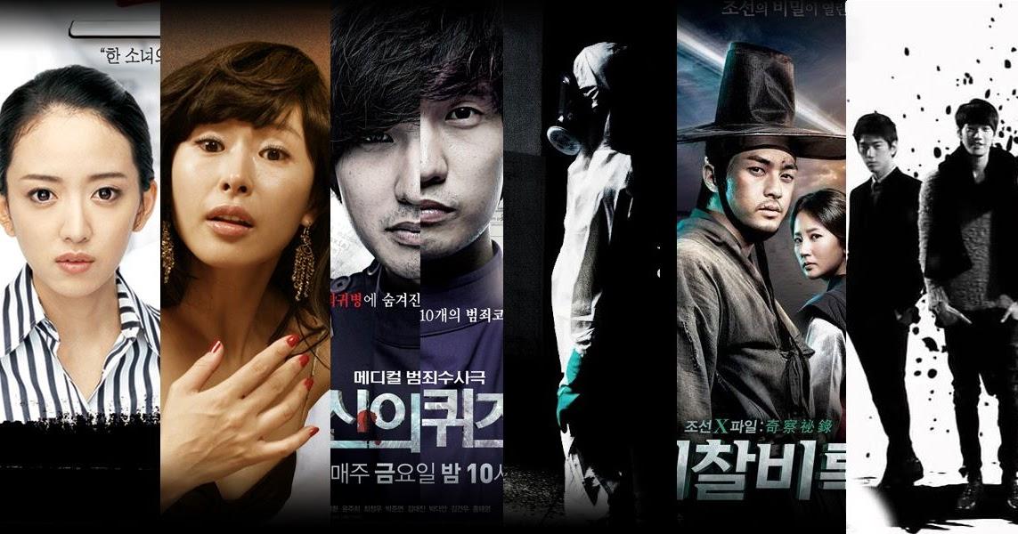 Korean Drama Joseon X-files