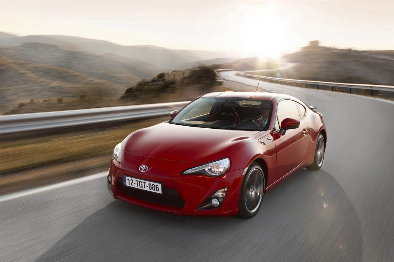 The New GT 86 Coupe Model Costs Between £22,700 And £28,650 Depending On  Which Edition You Select. Itu0027s Also One Of The Most Entertaining Cars To  Drive On ...