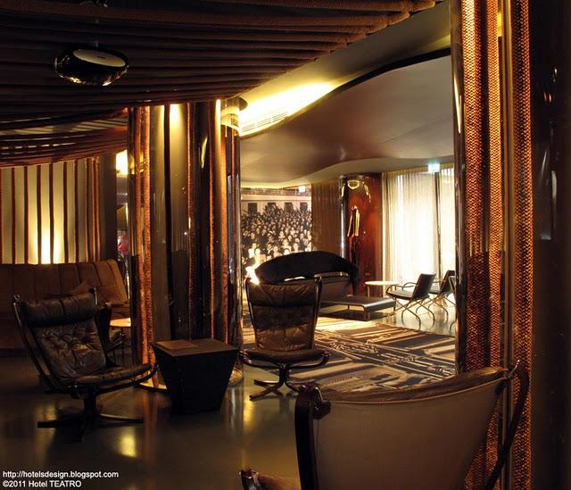 Ambassade du design h tel teatro porto portugal for Design hotel lizum 1600