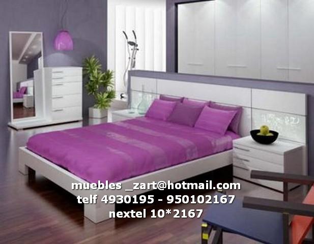 Muebles peru muebles de sala modernos muebles villa el for Dormitorios modernos para adultos