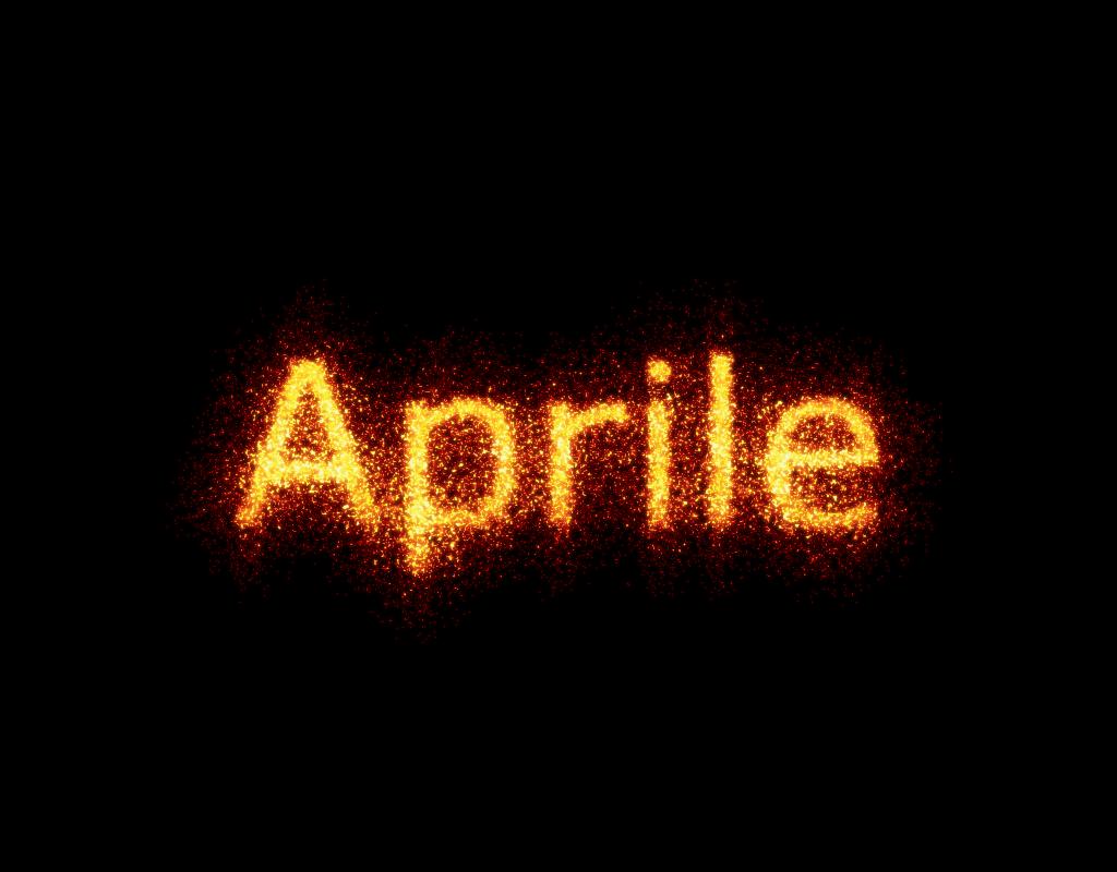 Post riepilogativo del mese di Aprile 2015