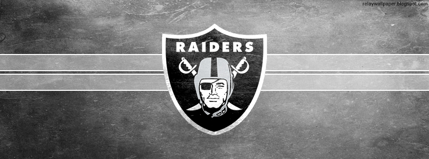 Oakland Raiders Facebook Covers Relay Wallpaper