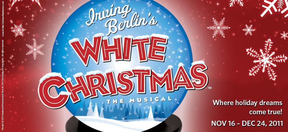 Gil's Broadway & Movie Blog: theatre review WHITE CHRISTMAS ...
