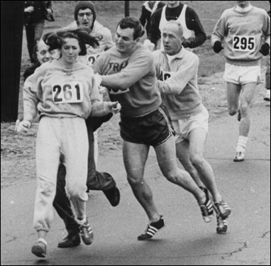 kathrine switzer maratonista feminina boston
