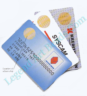 "SMART CARDS There is a tiny built-in minicomputer on a silicon chip in each of these ""smart cards"". Smart cards are still being developed but some are already in limited use. It is expected that in the near future people will be able to use them to store and update personal information, such as the state of their bank account, as well as to make payments"