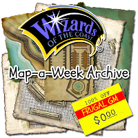 Free GM Resource: Map-a-Week Archive