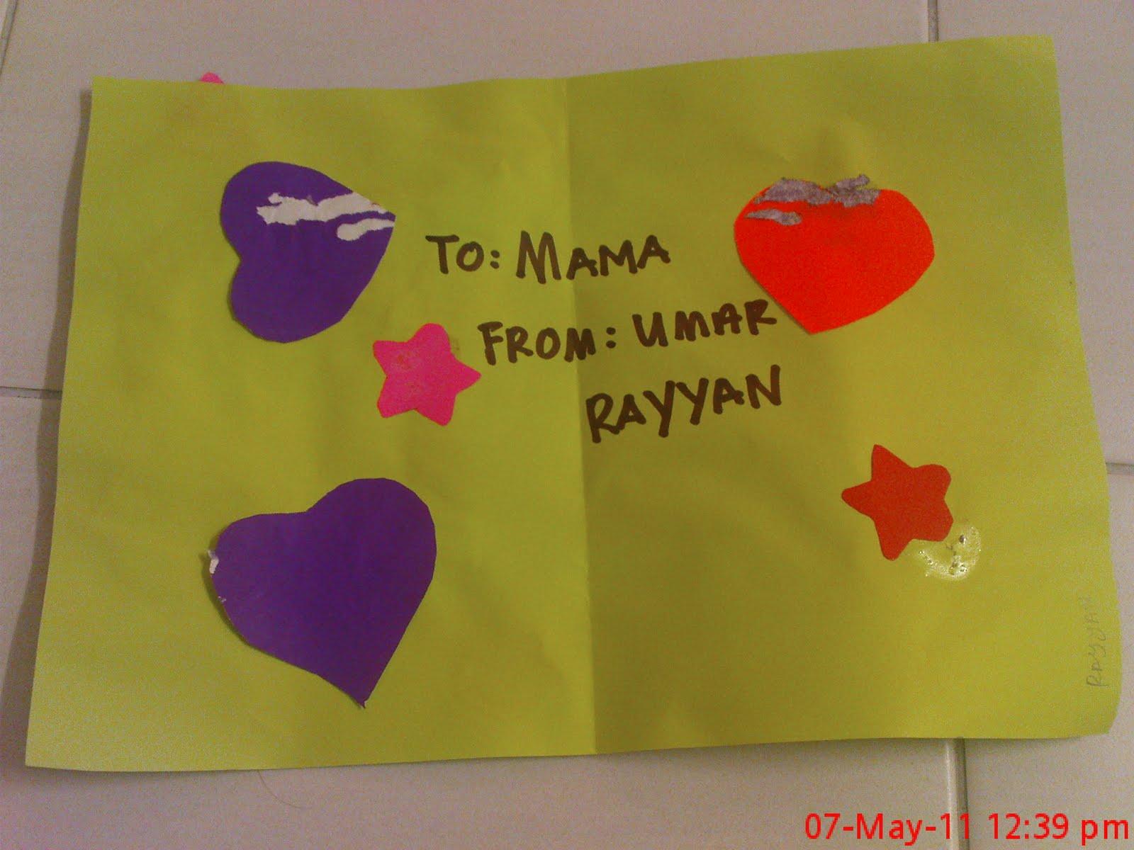 Kad Hari Ibu Special from Rayyan & Rania
