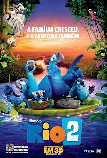Filme Poster Rio 2 TS XviD & RMVB Dublado