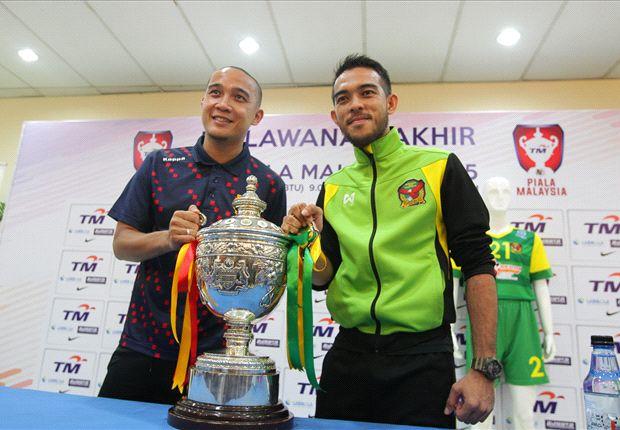 Live Streaming Final TM Piala Malaysia 2015 Selangor vs Kedah di Cafe Serumpun