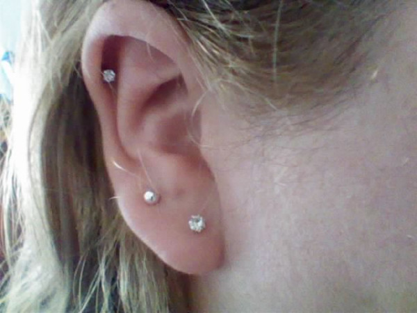cartilage pierced at claire image search results