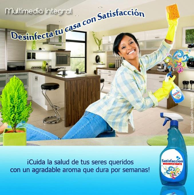 La mujer en la publicidad c mo nos vemos c mo nos ven for Anuncios de limpieza
