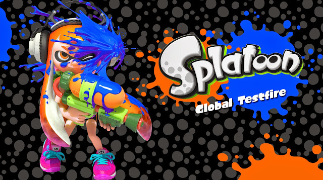 What did we think of the Splatoon Global Testfire?