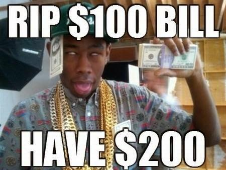 Troll money