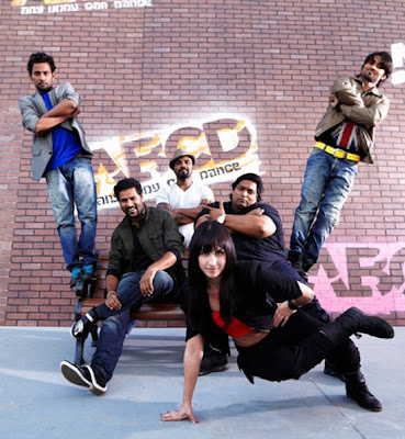 ABCD Any Body Can Dance 3D 2013 Hindi MP3 Songs Download