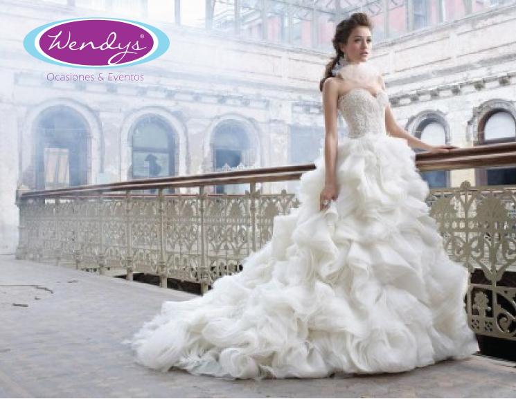 Alquiler de vestidos de novia rd