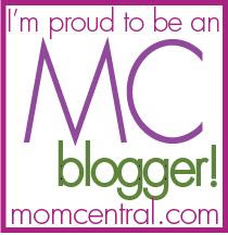 Mom Central Blogger