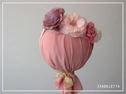 Tocado Flores