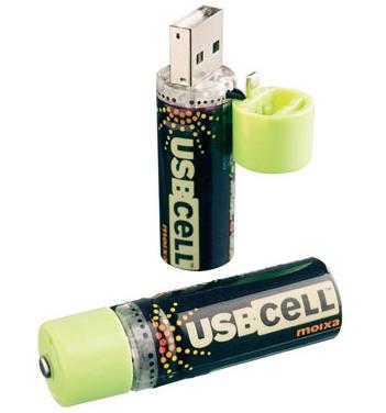 las usbcell son pilas ecolgicas debido a que se pueden recargar varias veces usando la misma energa que ya estamos consumiendo
